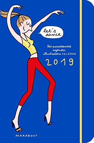 Agenda des paresseuses 2019 (Les paresseuses)