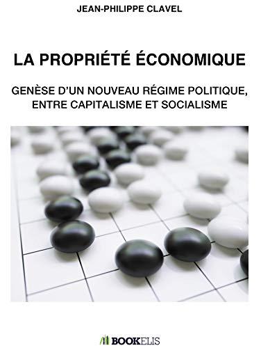 Couverture du livre LA PROPRIETE ECONOMIQUE