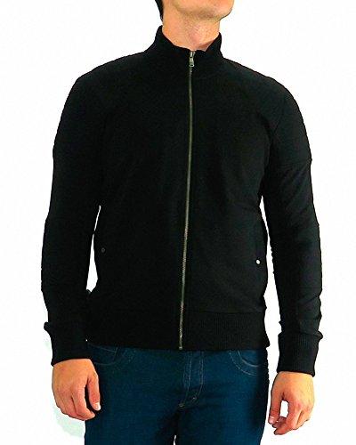 Bikkembergs - Jacket Dirk Bikkembergs Black Motor - L, nero
