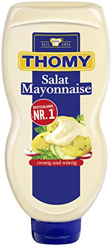 Thomy Salat- mayonnaise PET-Fl., 8er Pack (8 x 450 ml)