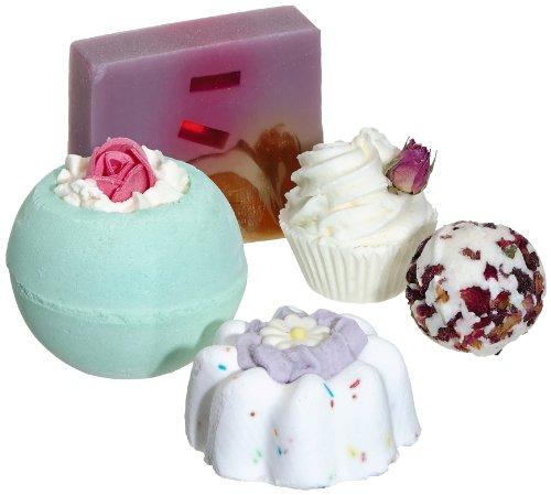 Bomb Cosmetics Vintage Velvet, Geschenkset, 1er Pack (1 x 5 Stück) -