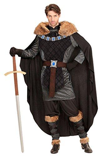 Prinz Männer Kostüm - Widmann-Prinz Mittelalter Mens, L, vd-wdm01473