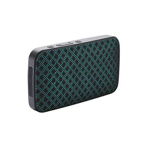 Portronics Vibe Bluetooth Wireless 8W Speaker (Blue)
