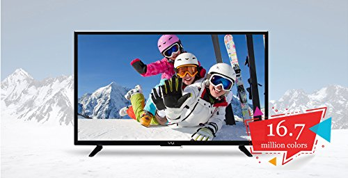 VU T32D66 32 Inches HD Ready LED TV