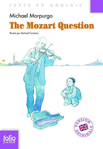 The Mozart Question par Michael Morpurgo