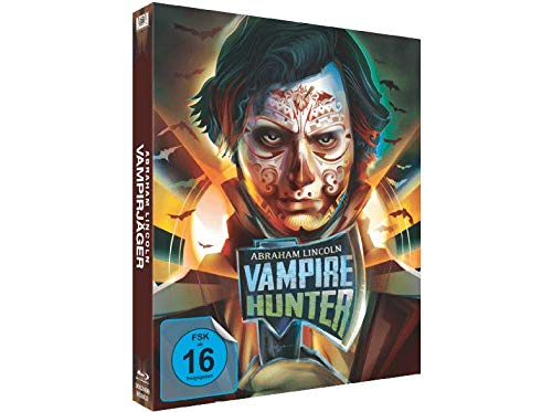 Abraham Lincoln - Vampire Hunter - Exklusiv Limited Schuber Edition (O-Card Horror Edition 2018) Unrated [Blu-ray]