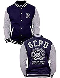 Batman - Veste Baseball GCPD