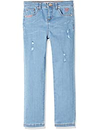 RED WAGON Jeans Mädchen mit Stickereien
