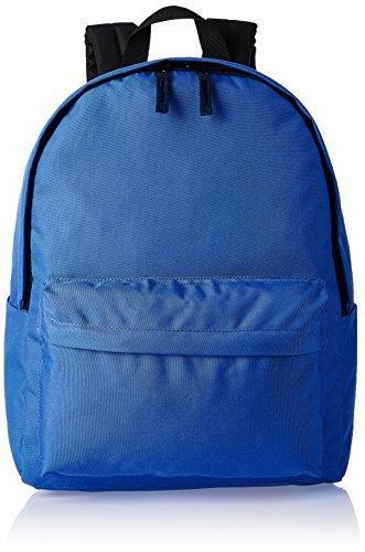 AmazonBasics - Mochila de estilo clásico - Azul real