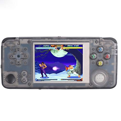 HSKB Handheld Spielkonsole, Konsole Spielkonsole Classic Portable Retro Game Player Game Screen 3,0 Zoll 16G Built in 3000 Game Mini Family TV Games für Junge und Mädchen Geschen Toys Tv Built In Dvd Player
