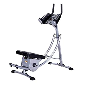 WEI Taille Bauch Übung Maschine Achterbahn Bauch Gerät Fitnessgeräte,Bild,Einheitsgröße