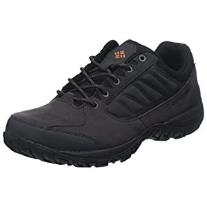 41d15c1727L. SS300  - COLUMBIA Men's Hiking Shoes, RUCKEL RIDGE PLUS Waterproof
