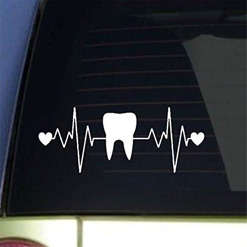 Wandtattoo Wohnzimmer Auto Zähne Aufkleber Zahnarzt Aufkleber Muurstickers Poster Kunst Quadro Parede Decor Wandbild Zähne Aufkleber für Zahnklinik