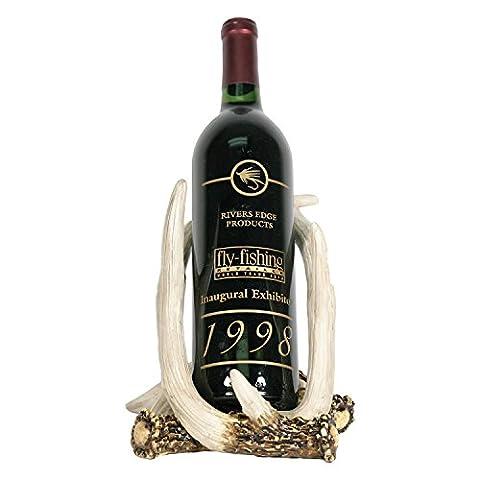 Rivers Edge Deer Antler (Wine Bottle Holder)