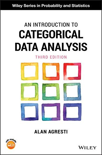 An Introduction to Categorical Data Analysis (Wiley Series in Probability and Statistics) por Alan Agresti