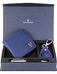 WildHorn Blue Men's Wallet (4)