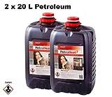 CAGO PetroHeat Petroleum Doppelpack Inhalt:...