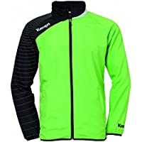 Kempa DHB chaqueta de presentación, todo el año, color Verde - verde, tamaño L
