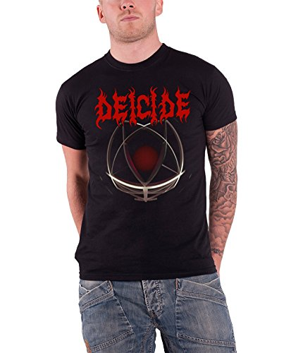 DEICIDE - Top - Maniche corte - Uomo nero Medium