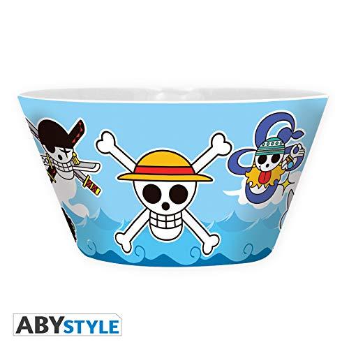 One-Piece 2454140031 - Bol one piece - mugiwaka skulls