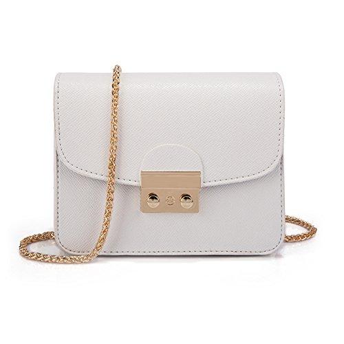 Borse da donna/ borsa catena selvatici/Pacchetto circa il blocco spalla/borsa a tracolla Incline/Borsa mini-C D