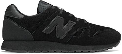 New Balance Unisex-erwachsene U520v1 Sneaker Nero Mono