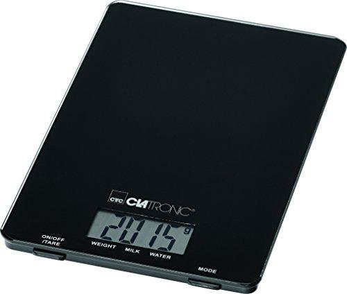 Clatronic KW 3626 - Báscula de cocina digital, 5 kg,...