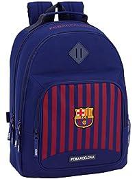 FC Barcelona Mochila Grande Doble Adaptable a Carro.