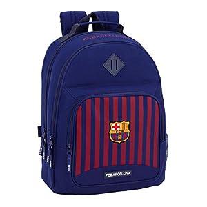 FCB FC Barcelona Mochila Grande Doble Adaptable a Carro.