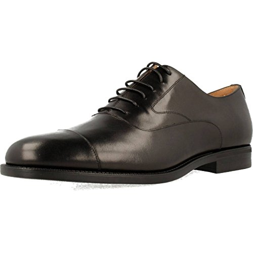 Stonefly Berry Ii 2, Chaussures Richelieu Pour Homme Noires