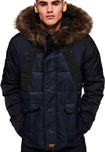 Superdry - Chinook Jacket, Navy, Xl