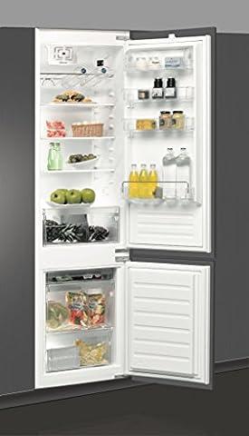 Whirlpool ART 9610/A+ réfrigérateur-congélateur - réfrigérateurs-congélateurs (Intégré, Bas-placé, A+, Blanc, SN-T,