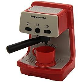 """Smoby """"Rowenta"""" Espresso Machine (Multi-Colour)"""