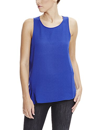 Bench Damen Top with Knot Detailing Blau (Yves Blue BL11216)