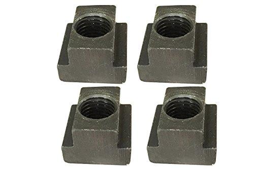 4x T-Nutensteine für Nutenplatte Fräser M8 Gewinde gebraucht kaufen  Wird an jeden Ort in Deutschland