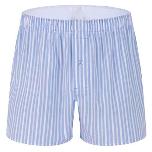 M-3XL Männer Boxershorts Herren Schlafanzughose Underpants Unterhose Unterwäsche Briefs Underwear Panties Unterhosen Retroshorts CICIYONER