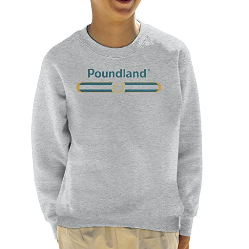 Cloud City 7 Poundland Designer Kid's Sweatshirt