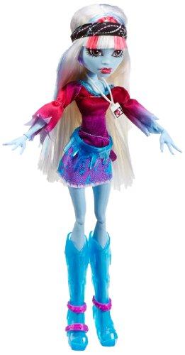 Monster High Music Festival - Series Festival De Danse - ASST. Y7692 - Poupée Doll #Y7695 Abbey Bominable