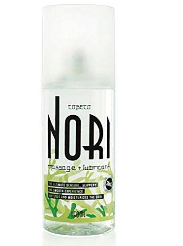 Nori - das ultimative 2 in 1 Massage Oil - für die erotische Nuru Massage mit Seaweed, 150 ml