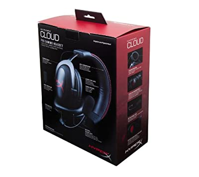 HyperX Cloud Gaming Headset for PC/PS4/Mac from Kingston