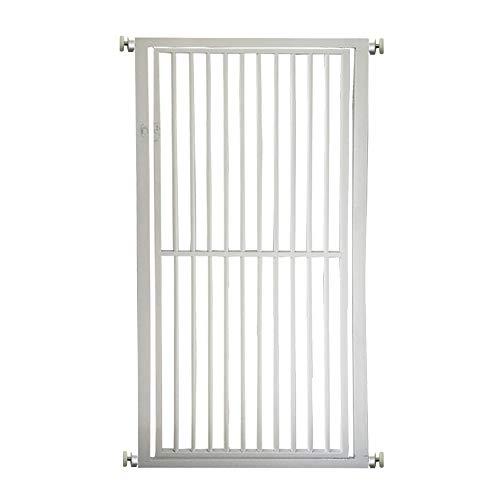 Barrières MAHZONG Barre de Porte de sécurité pour Enfants Ultra-Haute Porte de sécurité pour Animaux de Compagnie, Barre de Porte Libre Punching-100 * 100cm