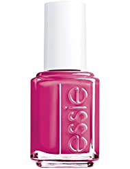 essie Nagellack Knalliges Pink watermelon Nr. 27 / Ultra deckender Farblack in sattem Rosa, 1 x 13,5 ml