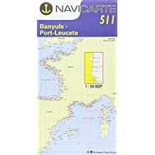 Carte marine : Marseille - Toulon