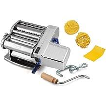 Imperia 650 máquina de pasta y ravioli - Máquina para pasta (230V) Acero inoxidable
