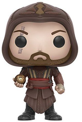 Funko- Assassin'S Creed Movie Aguilar Figura de Vinilo (11530)