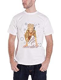Madonna T Shirt Re-Invention Tour LA 2014 Nue Offiziell Herren