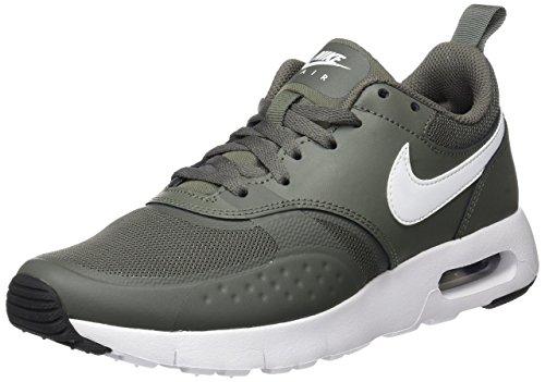 Nike Air Max Vision (gs), Unisex-Kinder Sneaker, Grün (River Rock/white-outdoor Green-black), 38.5 EU Nike Schuhe Für Kinder Größe 12