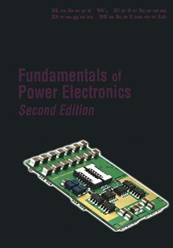 Fundamentals of Power Electronics -
