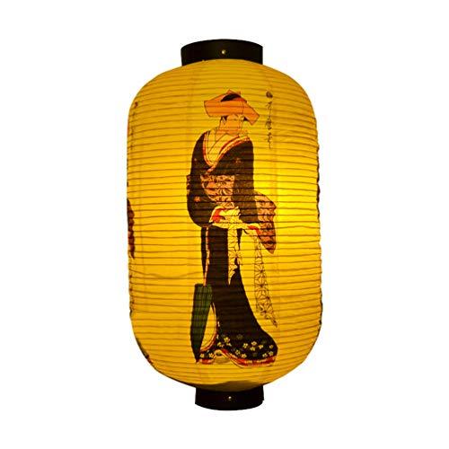 Kesheng Papier Lampion Laterne Japanische Malerei Drucken für Party Dekoration