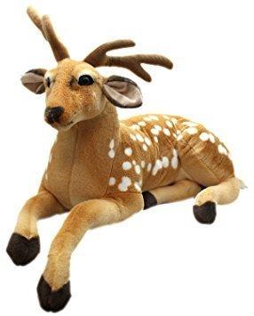 Stylohub Soft Deer, Soft Fabric Stuffed Toy